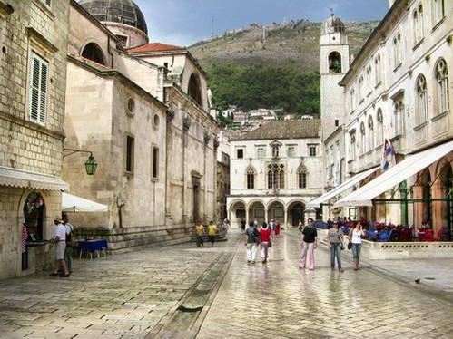 העיר העתיקה, דוברובניק, קרואטיה