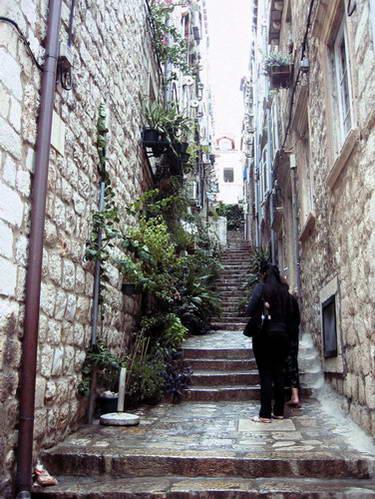 רחוב היהודים, דוברובניק, קרואטיה