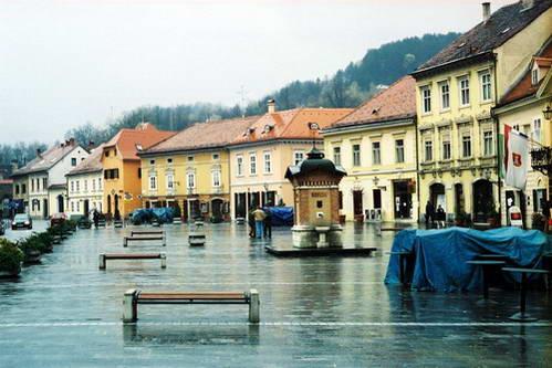 סמובור, קרואטיה