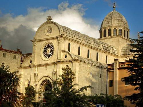 שיבניק, קתדרלת יעקב הקדוש