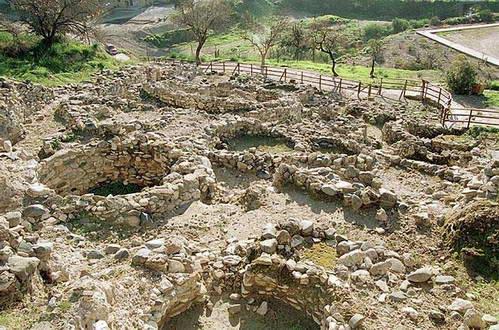 אתר ארכיאולוגי בקפריסין