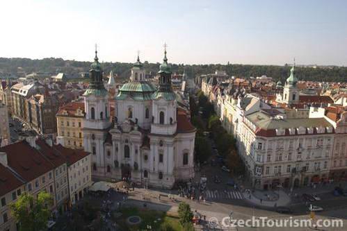 העיר העתיקה של פראג, צ'כיה