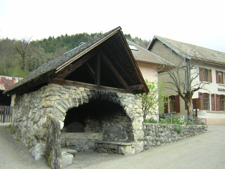 תנור הכפר בשאנאז