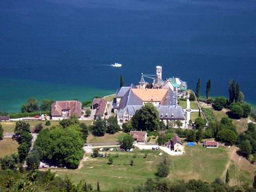 תצפית על מנזר הוטקומב