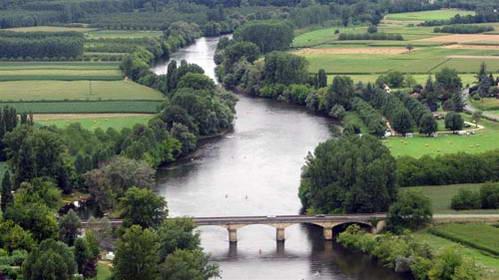 נהר הדורדון, לא אחד מהגדולים אבל גם הוא לא קטן