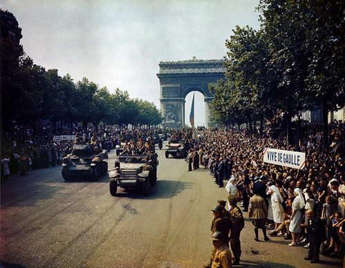 שחרור פריס מידי הגרמנים