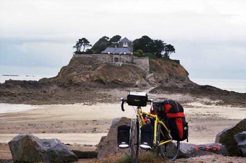 פנינת נוף על כביש החוף מקנקל לסן מאלו