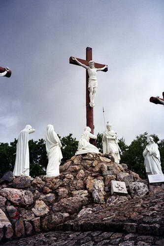 פסל צליבת ישו, בלה-מדליינה