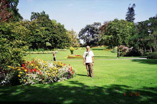 הגן הבוטני בנאנט
