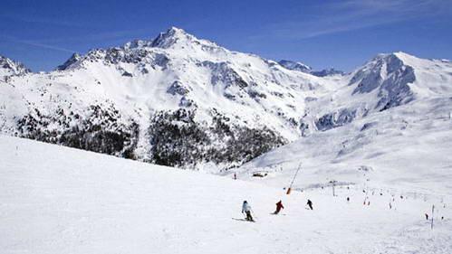 לה פלאן, חלק ממרחב הסקי Paradiski