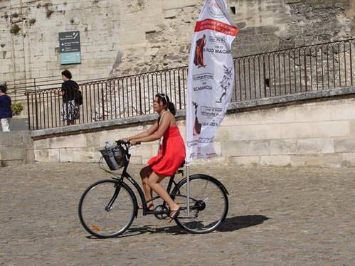 אופניים בצרפתית...