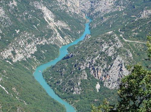 נהר וורדון, הגרנד קניון של צרפת