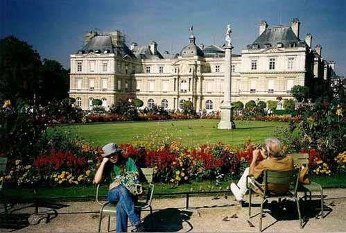 ארמון לוקסמבורג