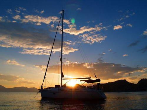 הפלגה באיי יוון
