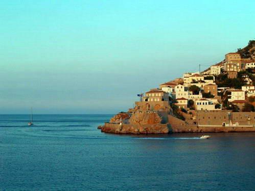 אידרה, איי יוון