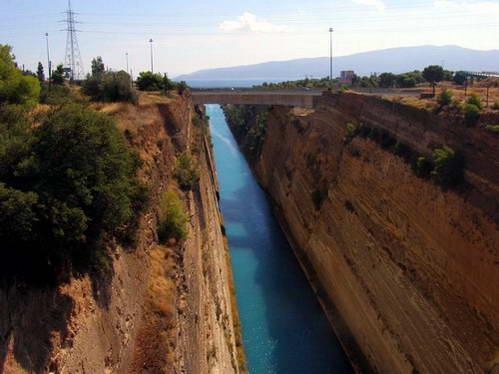 תעלת קורינתוס