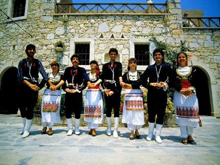 תבושות מסורתיות ביוון