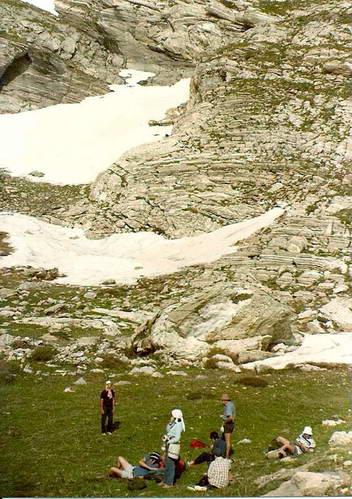 הרי טייגטוס, צפון הפלופונס