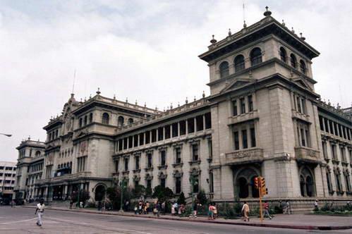 ארמון הנשיאות בגואטמלה סיטי