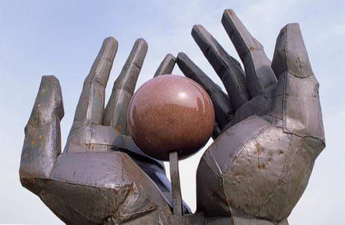 פסל המוקדש לתנועת העובדים, בודפשט
