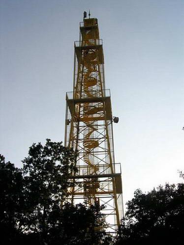 המגדל של ששטו בהרי הטטרה, הונגריה