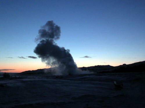 גייזר סטרוקור, איסלנד