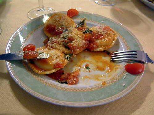 פסטה איטלקית כמנה ראשונה