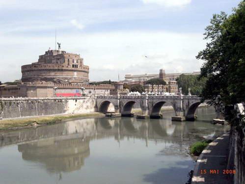 גשר סנט אנג'לו, רומא