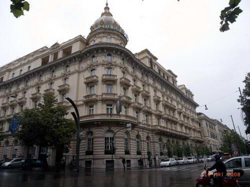 מלון יוקרה בשדרת ויה ונטו, רומא