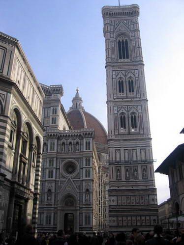 מגדל הפעמונים וכיפת הדואומו, פירנצה