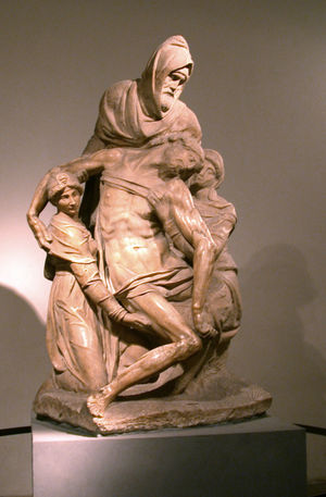 הפייטה הפלורנטינית של מיכלאנג'לו, מוזיאון האופרה של הדואומו