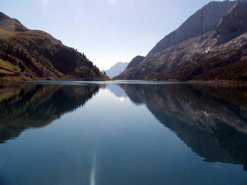 אגם פדאיה, איטליה