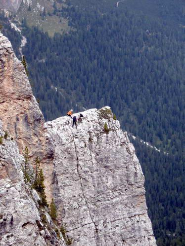 צ'ינקווה טורה – גן העדן של מטפסי הצוקים
