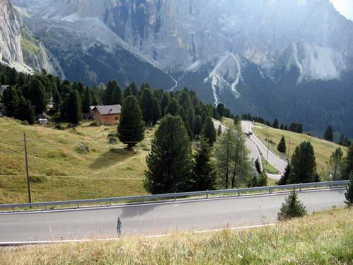 מעבר סלה ורכס סלה, איטליה