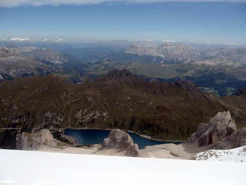 הדולומיטים באיטליה: דרום טירול