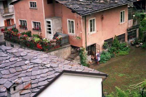 הכפרים בעמק אאוסטה, צפון איטליה