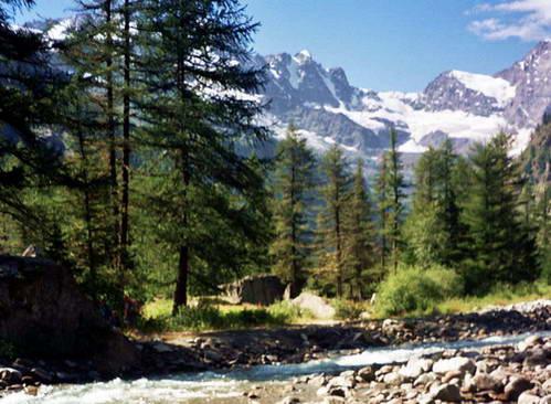 הרים בירוק, צבעוני ולבן, צפון איטליה