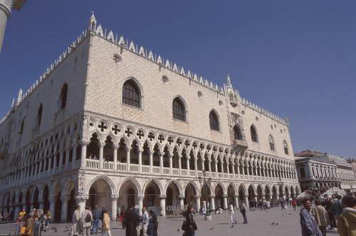 ארמון הדודג'ים, כיכר סן מרקו, ונציה