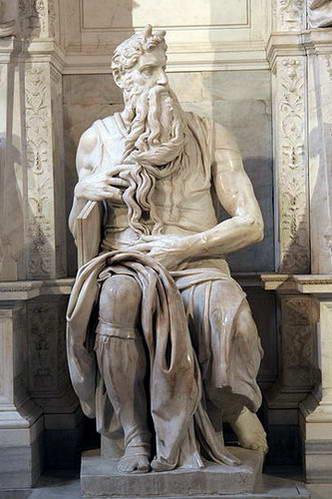 משה בבזיליקת סן פייטרו אין וינקולי, רומא