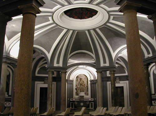 נאפולי, כנסיית Annunziata