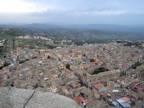 הכפר קורליאונה בסיציליה, איטליה