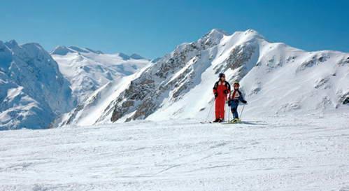 פאסו טונלה, סקי באיטליה