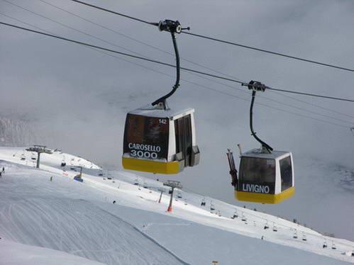 סקי בליביניו, איטליה