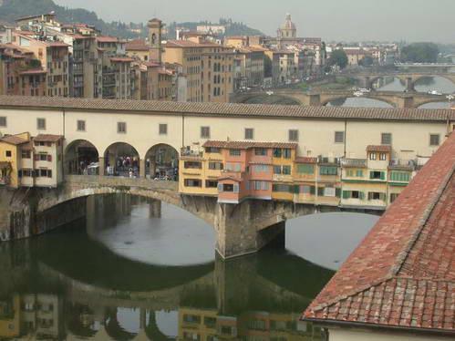 פונטה ווקיו בפירנצה, איטליה