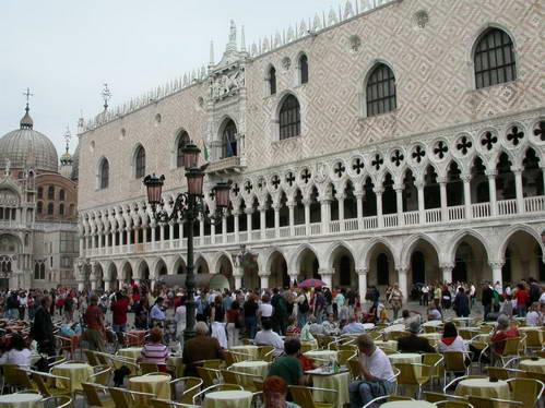 ארמון הדוג'ים בונציה, איטליה