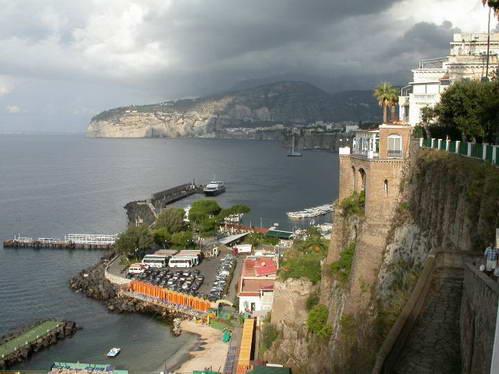 הדרך האמלפיאנית, איטליה