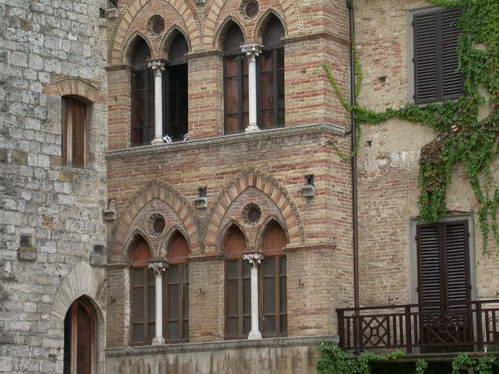 סן ג'ימיניאנו בטוסקנה, איטליה