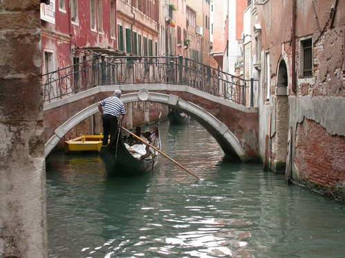 טיול לאיטליה: ונציה