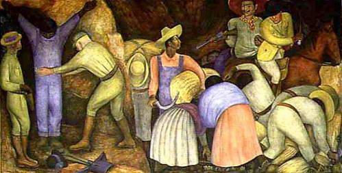 ציורי קיר במקסיקו GOTRAVEL