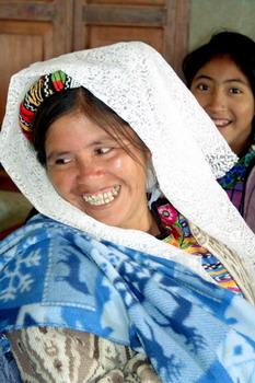צאצאי המאיה, תושבת הכפר זוניל